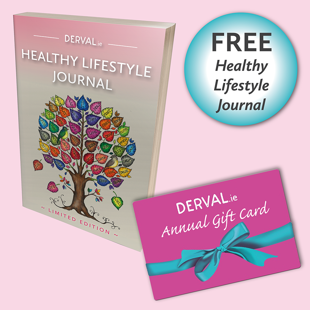 annual gift card with free journal 1