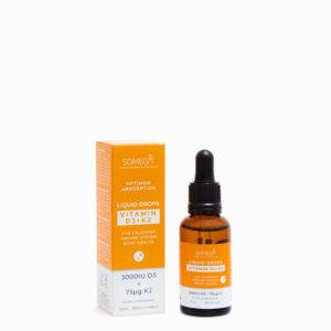 SOMEGA Vitamin DK Liquid Drops 3