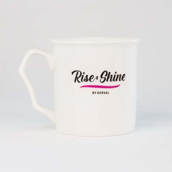 Rise Shine TankardMug Back